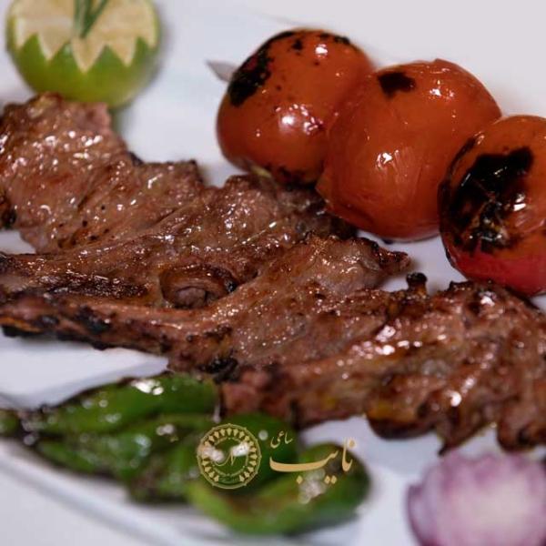 خوراک کباب شیشلیک