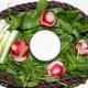 سبزي و پنير